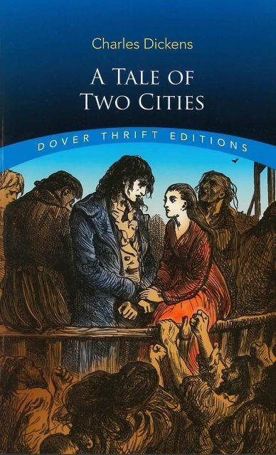 A Tale of Two Cities by Charles Dickens – my book review