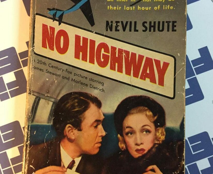 No Highway by Nevil Shute – Book Review